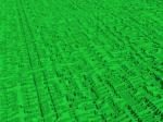 Extruded Alberto's maze